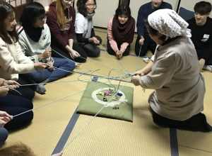Japanese food culture and white tourism