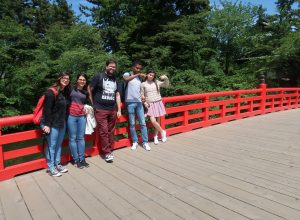 Voice of Hirosaki University Summer Program 2019 Participants