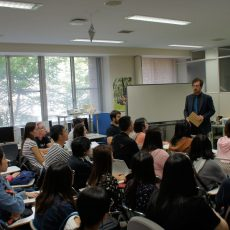 Orientation for new international students 1