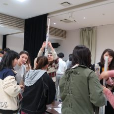 【International Month】Game Party for Japanese and International Students