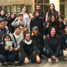 Japanese Food Culture and White Tourism Class