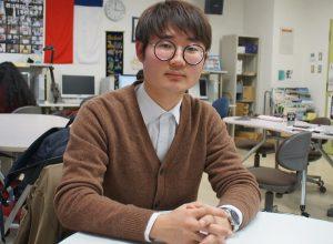 【留学生インタビューvol.2】金吉祥キン・キッショウ(中国延辺大学)
