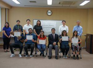 Hirosaki University Summer Program 2019修了式を実施